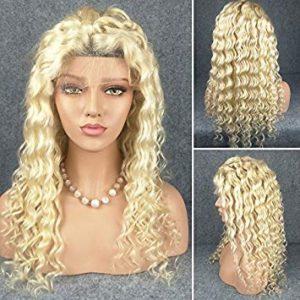 Hurela 100% Human All Virgin Hair T Part Wig Pre-pluck