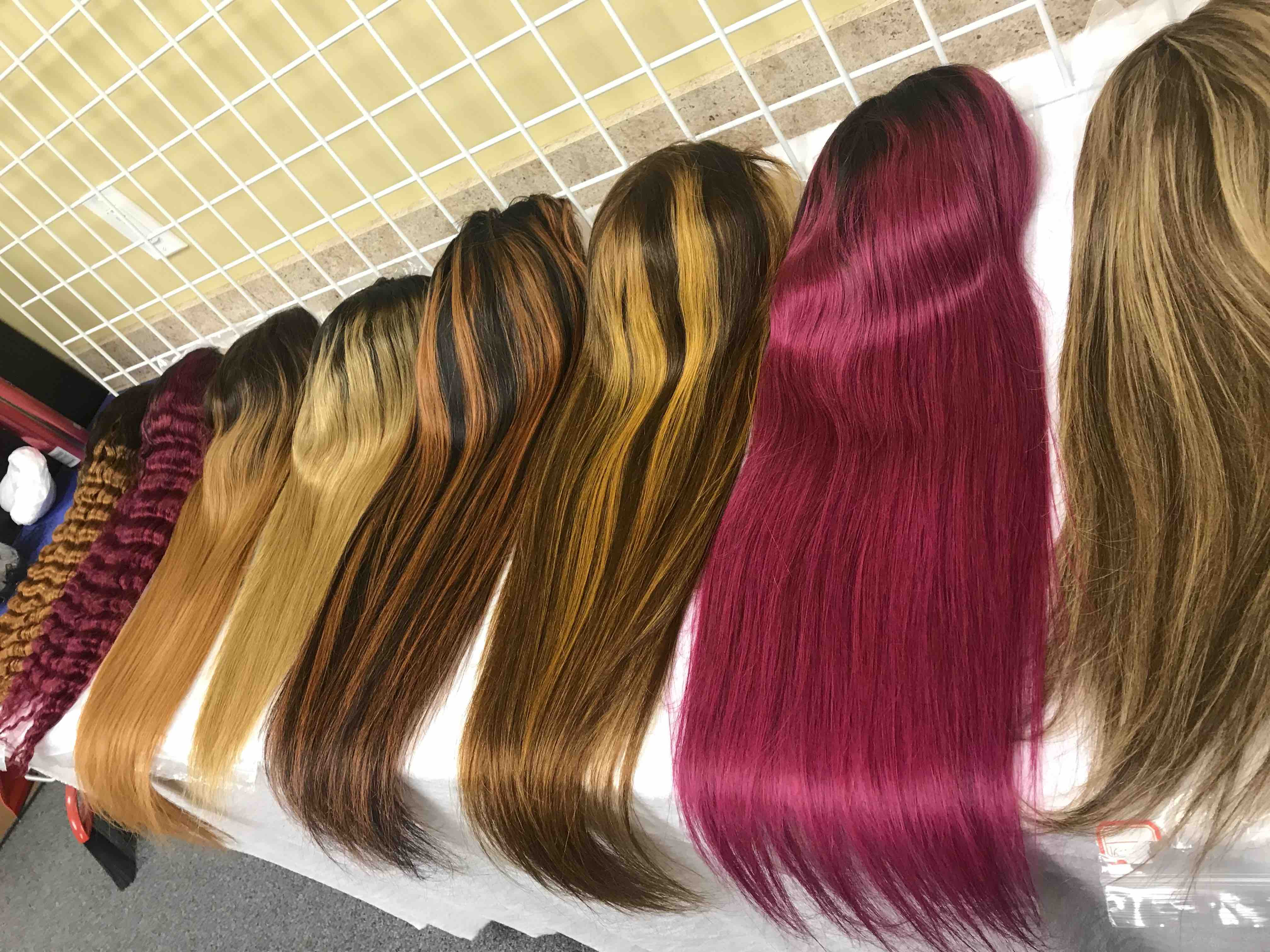 T-Part HD Lace Frontal Wigs 150% Density Virgin Hair